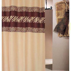Κουρτίνα Μπάνιου Υφασμάτινη 180x180 SAN BATH LORENTZO ANIMAL