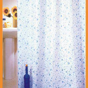 Κουρτίνα Μπάνιου Πλαστική SAN BATH LORENTZO DRIPS PEVA