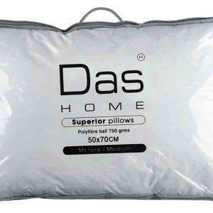 Μαξιλάρι Ύπνου 50Χ70 SUPERIOR DAS HOME 1023