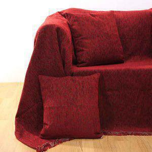 Μαξιλάρια Διακοσμηικά Ζεύγος ANNA RISKA 1422 RED