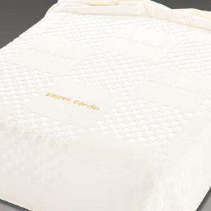 Κουβέρτα Υπέρδιπλη Βελουτέ PIERRE CARDIN 655 NATURAL