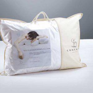 Μαξιλάρι Ύπνου Πουπουλένιο  EXTRA SB CONCEPT SELECTIONS COLLECTION PILLOWS
