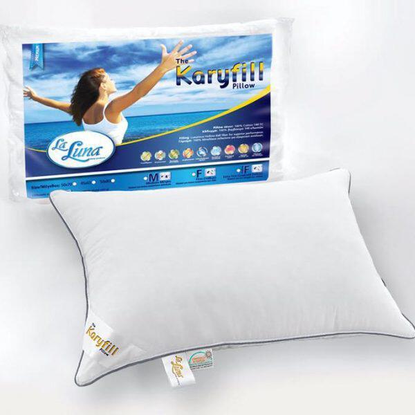 La luna Μαξιλάρι The New Karyfill Pillow Medium 50x70 Premium