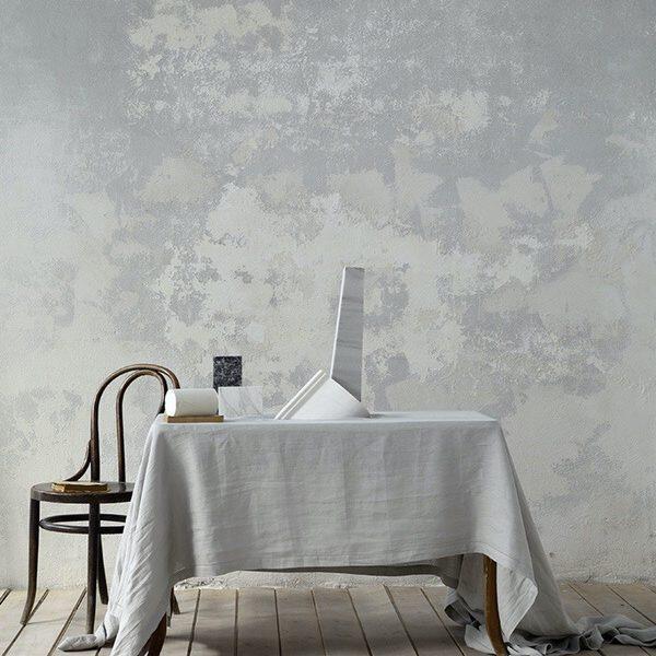 Nima Σετ Σουπλά (2 x 30x50) Linho - Light Gray
