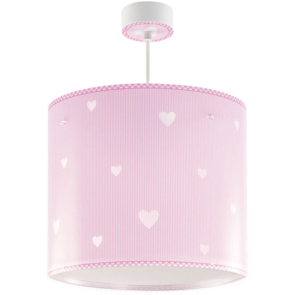 Ango Sweet Dreams Pink κρεμαστό παιδικό φωτιστικό οροφής