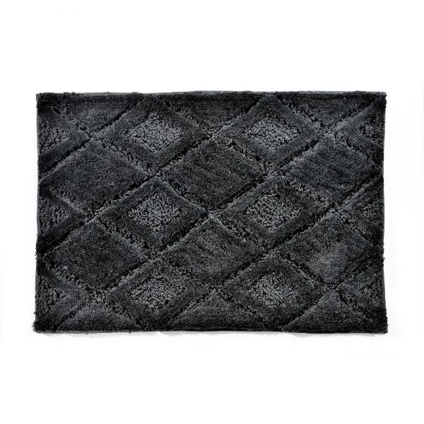 Down Town Πατάκι Cosy 70x160 Black